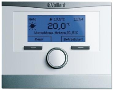 Погодозависимый регулятор Vaillant multiMATIC VRC 700