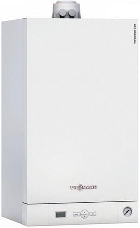 Конденсационный газовый котел Viessmann Vitodens 50-W BPJD 24 кВт (Двухконтурный)